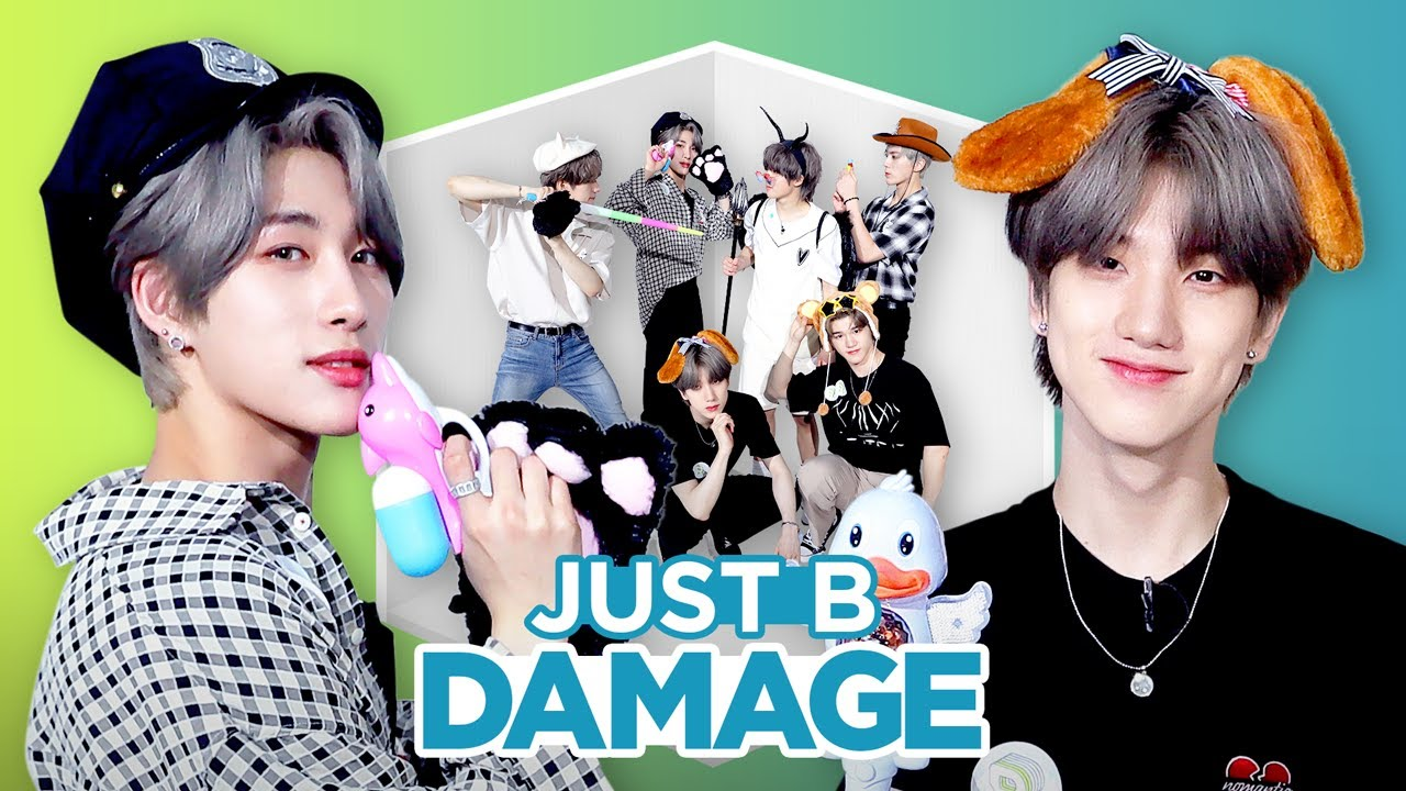 JUST B - DAMAGE | PROP ROOM DANCE | 세로소품실