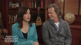 Felicity Huffman and William H.Macy on her favorite story about him