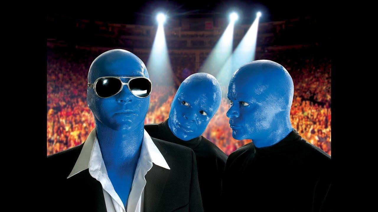 Blue Man Group Rock Tour - Sexy Boobs Pics-1306