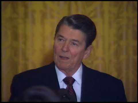 President Reagan's Remarks at Republican National Committee Reception on January 21, 1988