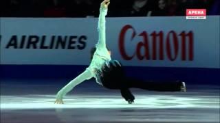 Slow Motion Yuzuru Hanyu Worlds 2016 Gala