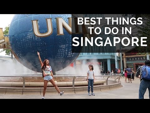 SINGAPORE TRAVEL GUIDE!