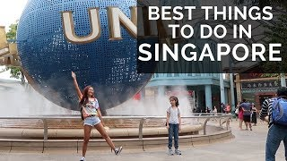 SINGAPORE TRAVEL GUIDE! thumbnail