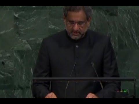 Good Morning: Top Stories: Pak PM lies at UN; says India suppresses Kashmiris