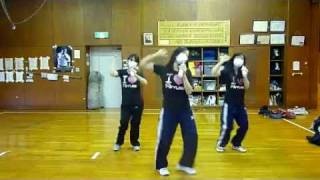 【Perfume i still love U&ねぇ高速ステップ】をジャージと衣装で踊ってみた! thumbnail