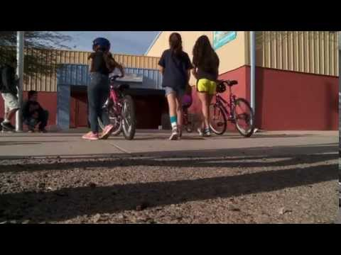 Children's Bike Club in South Tucson Promises Health, Community Benefits