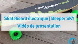 Skateboard électrique SK1