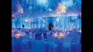 Blue wedding theme ideas
