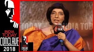 Crisis In Banking Sector As People Lost Faith In System : Meera Sanyal | India Today Conclave 2018