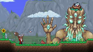 Can Summoners BEAT Maṡter Mode in Terraria 1.4? Part 1 (of 3)