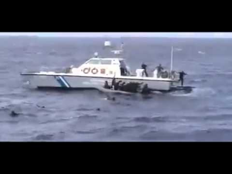 Deadly immigration between Libya to Italy.