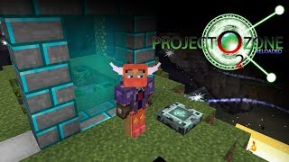 It sure is hard to find electrotine ore in a skyblock world, but wh...
