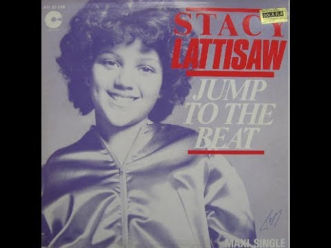 Stacy Lattisaw ‎– Jump To The Beat