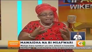 Mawaidha na Bi Msafwari