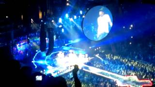 Coldplay & JAY Z - Lost @ Barclays Center Brooklyn