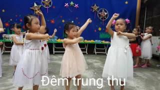Múa: Đêm trung thu - lớp 4t B1 MN Văn Bình
