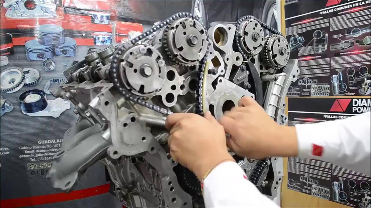 medium resolution of distribution of a 3 6l chevrolet engine