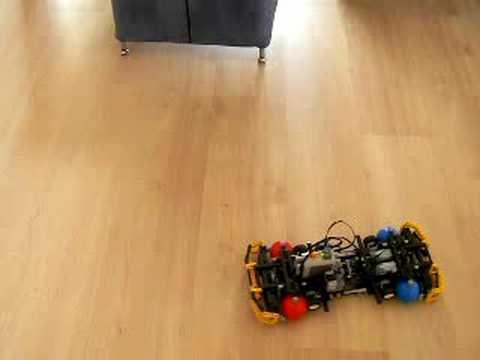 LEGO AUDI RSQ (I-Robot)