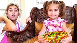 Nastya Artem Dan Mia Sebuah Cerita Tentang Permen Dan Cokelat