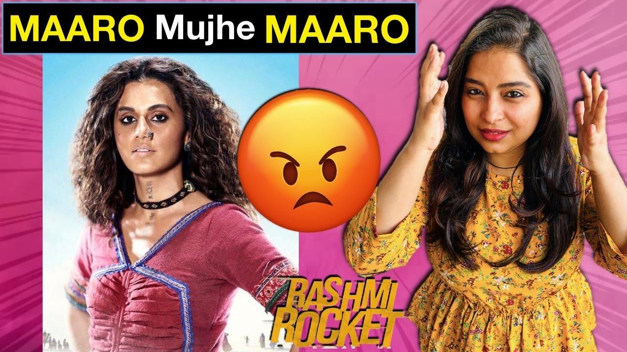 Rashmi Rocket Movie REVIEW   Deeksha Sharma