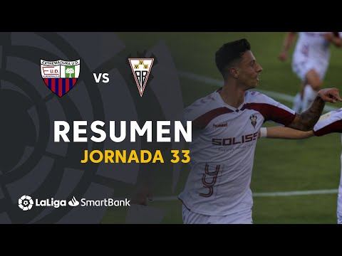 Extremadura UD Albacete Goals And Highlights