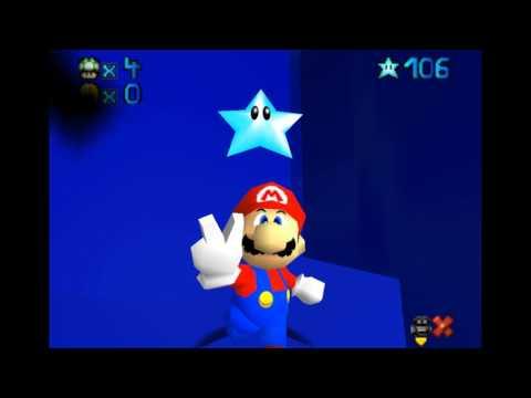 Star Revenge Redone V2.0 - Part 16: I'm Blue (If I Was Green I Would Die) (Super Mario 64 Hack)