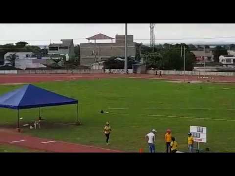 400 metro planos campeonato nacional sub 20 cartagena colombia