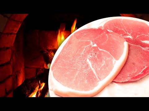 Delicious! Pork Ham Roast, Roasted Fresh Ham Recipe To Learn How To Make Pork Ham Roast In The Oven!
