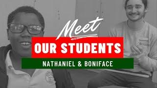 Nathaniel & Boniface
