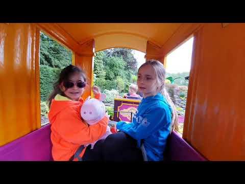 Emily Power Wheels Ride On Train for kids