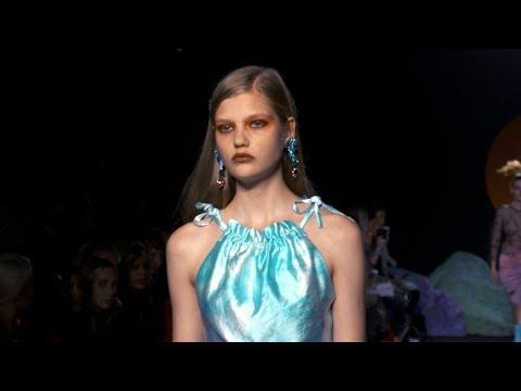 ASHLEY WILLIAMS London Fashion Week SpringSummer 2019