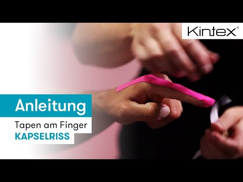 Physiotherapie bei Schwellungen und Knoten an den Fingergelenken