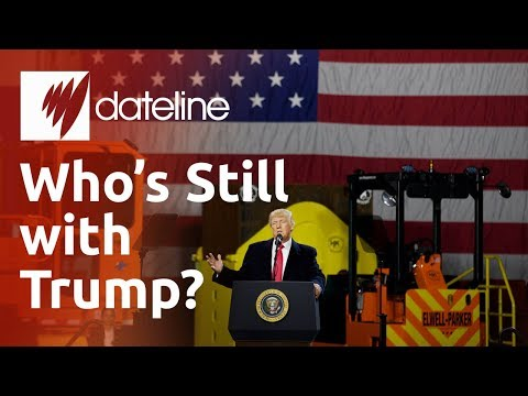 Who's Still With Trump?