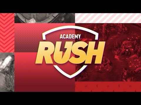 Academy Rush Week 1 | LCS Academy Spring Split (2020)