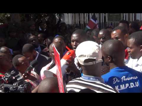 Dr Ouma Oluga speech 3 2 17 after suspended suspended sentence