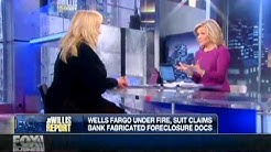 Wells Fargo Settlement - Mortgage Fraud