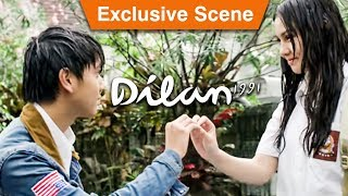 Dilan Pamit : Exclusive Scene Dilan 1991