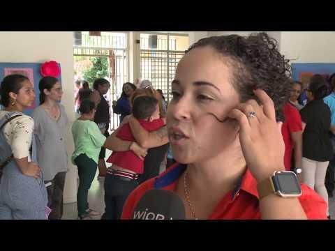 """Comunidad escolar restaura Instituto Loaiza Cordero a través del """"Proyecto Renace"""""""