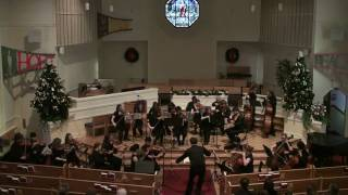 Hovhaness Psalm and Fugue - Edmonton Singing Strings