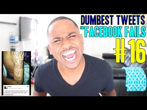 Dumbest Tweets and Facebook Fails of 2015 #16