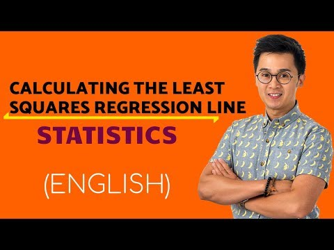 STATISTICS - Using Regression Model in Predicting Outcome LSRL