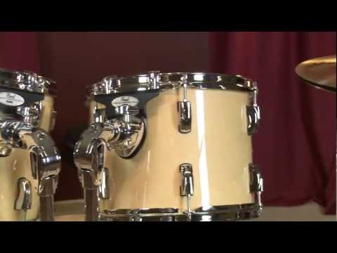 Pearl Drums VBL Vision Series 5-piece Birch Drum Set Review | Full Compass