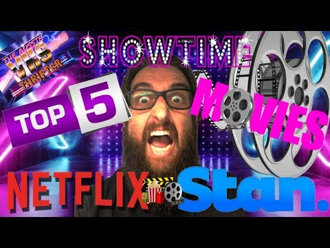 TOP 5 MOVIES TO WATCH ON NETFLIX & STAN DURING ISOLATION
