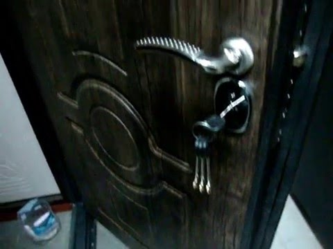 Входные двери Аргус, г. Йошкар-Ола - YouTube