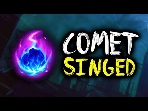 Why Comet Singed Is Actually Viable