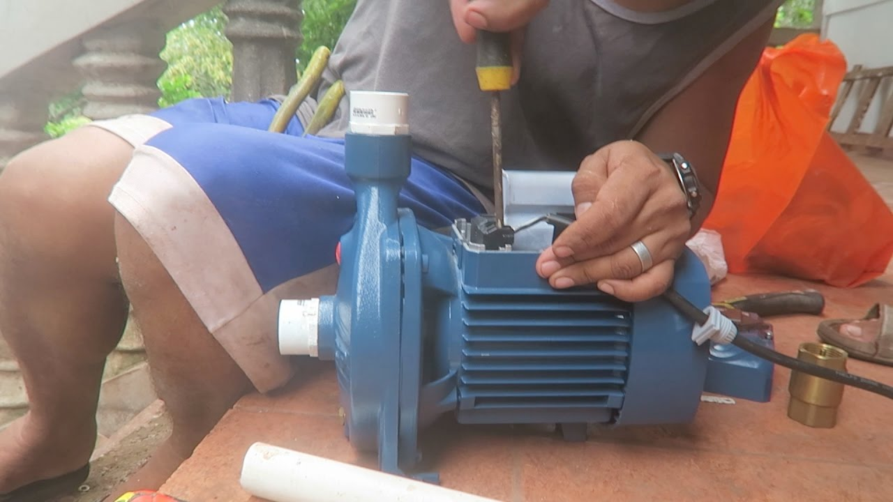 small resolution of water pump installation works