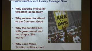 Henry George And A Second Gilded Age Youtube