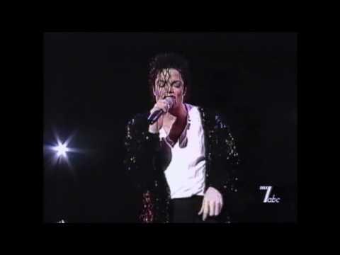 Michael Jackson - Billie Jean - Live Bucharest 1996 - HQ [HD]