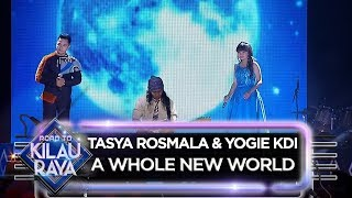 Syahdu Tasya Rosmala Ft Yogie Kdi A Whole New World Road To Kilau Raya Garut 29 6 MP3