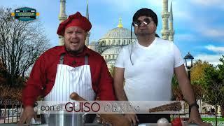 Nusret visita a Diosdado y cocinan juntos - EVTV CON COMEDIA - SEG 01